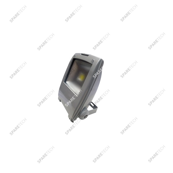 LED Licht, cold white, 30W, 220V, 2400lm IP65, mit 5m Kable